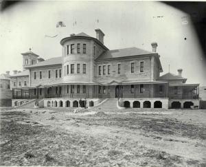 Callan Park Lunatic Asylum