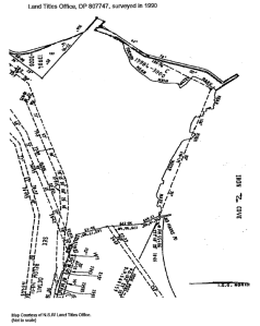Map of The Point
